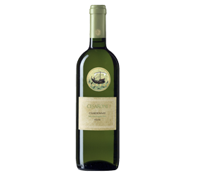 Vino Chardonnay della Cantina Cesaroni Vini, vicino Fabriano, Jesi, Ancona regione Marche