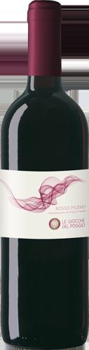 Vino Rosso Piceno della Linea Le Giocche - Cesaroni Vini