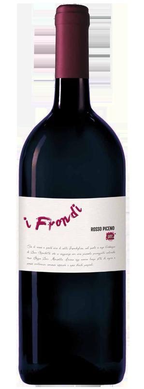 rosso piceno vino rosso Marche